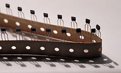 Transistors by psd, on Flickr