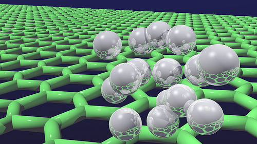 Quantum Hydrogen on Graphene by UCL Mathematical and Physical Sciences, on Flickr