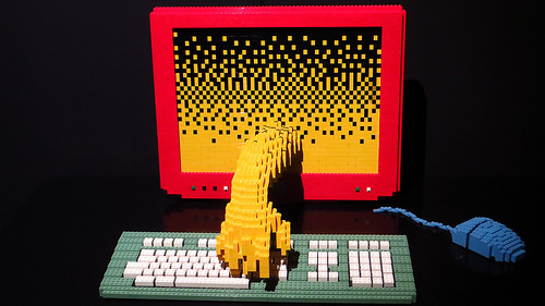 Artificial intelligence? by HowardLake, on Flickr