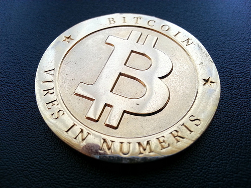 Bitcoin by zcopley, on Flickr