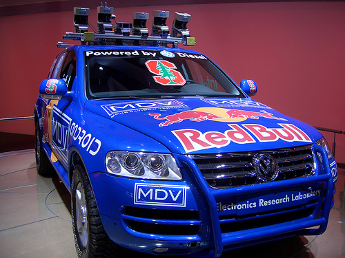 Stanford Volkswagon Touareg Robotic Cont by Global Reactions, on Flickr